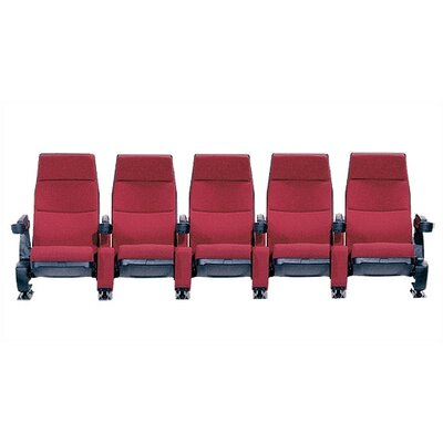 Bass Bass Complete Your Home Theater With This Row Of Five Regal Movie Theater Chairs The Regal
