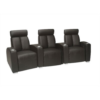 Ambassador Home Theater Lounger (Row of 3)