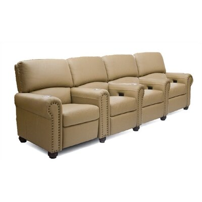 Showtime Home Theater Lounger (Row of 4)