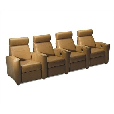 Diplomat Home Theater Lounger (Row of 4)