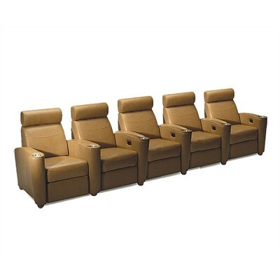 Diplomat Home Theater Lounger (Row of 5)