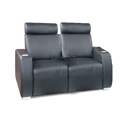 Executive Home Theater Loveseat