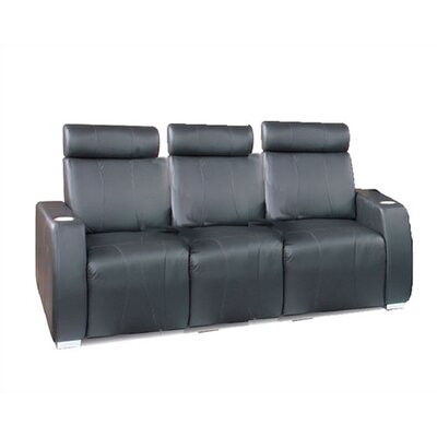 Executive Home Theater Sofa (Row of 3)