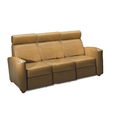Diplomat Home Theater Sofa (Row of 3)