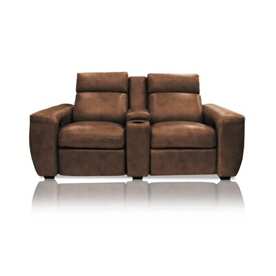Paris Home Theatre Lounger (Row of 2) Paris Row of 2 Loungers