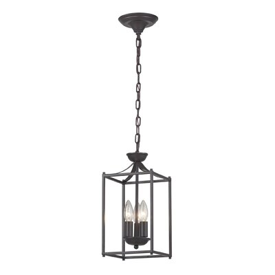 Arthur 3-Light Mini Pendant