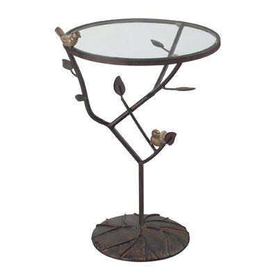 Kimberly Birds On A Branch Accent Table