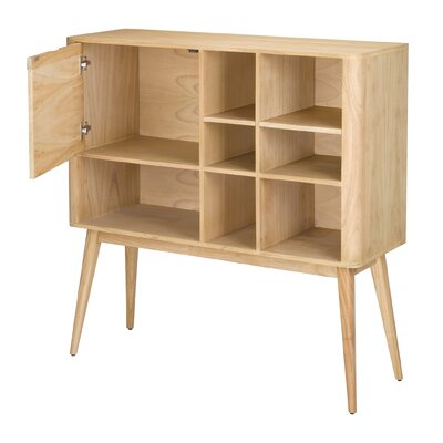 Retro Book Rack Cube Unit Bookcase