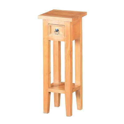 End Table Finish: Honey
