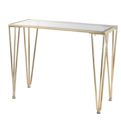 Sutcliffe Console Table