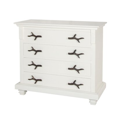 Jaume 4 Drawer Chest
