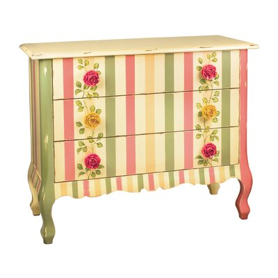 Sterling Industries Rose Accent Chest at Sears.com