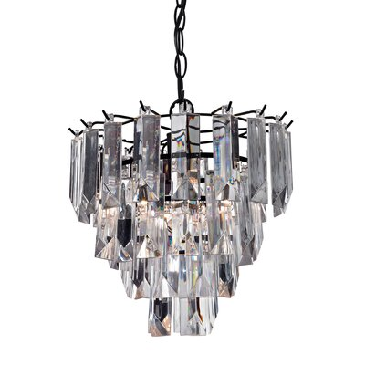 1-Light Fringe Pendant
