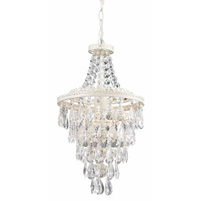 Kist 1-Light Crystal Mini Pendant