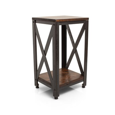 Crossroads End Table