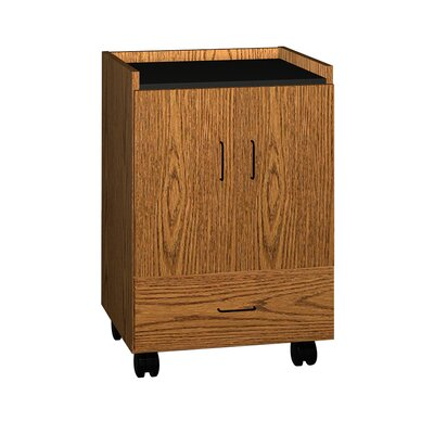 General Coffee Bar Cabinet Color: Dixie Oak