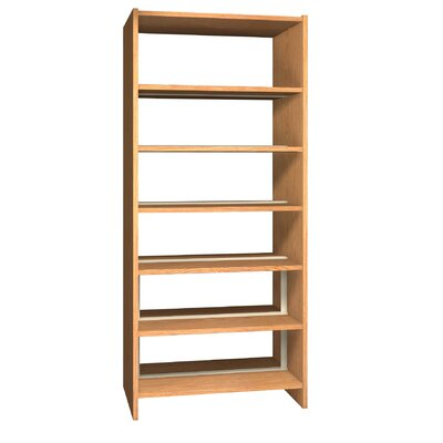 Glacier Double Face Standard Bookcase