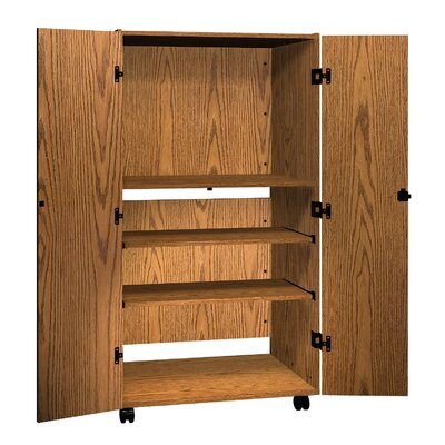 General 36 TV Stand Color: Dixie Oak