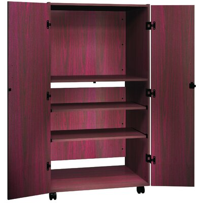 General 36 TV Stand Color: Mahogany