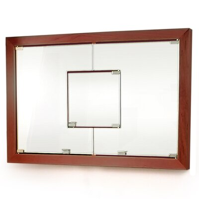 MDV Modular Cabinetry 38.5 x 26.5 Recessed Medicine Cabinet Finish: Traditional Cherry