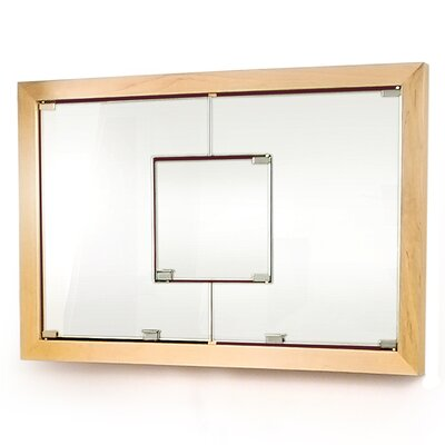 MDV Modular Cabinetry 38.5 x 26.5 Recessed Medicine Cabinet Finish: Maple