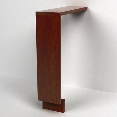 MDV Modular Cabinetry 6 W x 25.5 H Bathroom Shelf Finish: Traditional Cherry