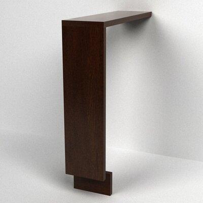 MDV Modular Cabinetry 6 W x 25.5 H Bathroom Shelf Finish: Espresso