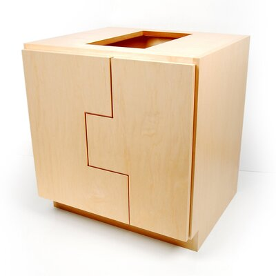 MDV Modular Cabinetry Base Cabinet Finish: Maple, Orientation: Left Hand