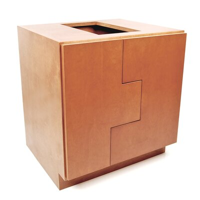 MDV Modular Cabinetry Base Cabinet Finish: Golden Oak, Orientation: Right Hand