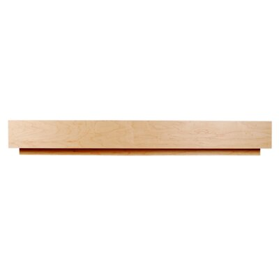 MDV Modular Cabinetry 60 Wood Stretcher for MDV Base Finish: Maple