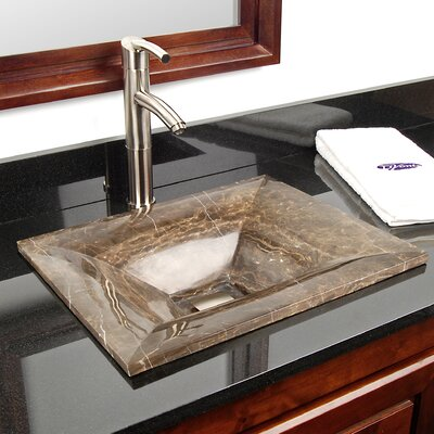Vincent Vessel Bathroom Sink