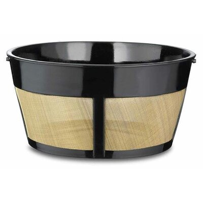 8 - 12 Cup Permanent Basket Style Coffee Filter 2-BF215-CB-6