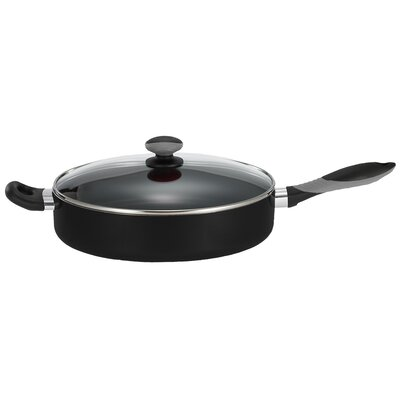 Get-a-grip Nonstick Covered Saute Pan