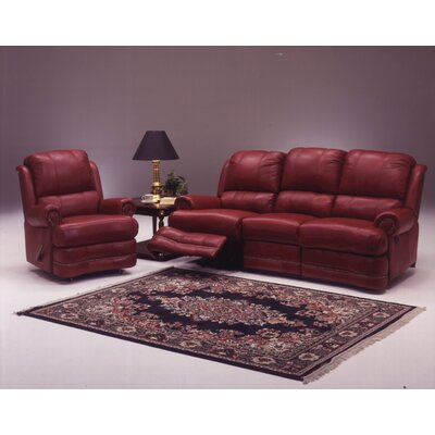 MOR-4SLRS Omnia Leather Living Room Sets