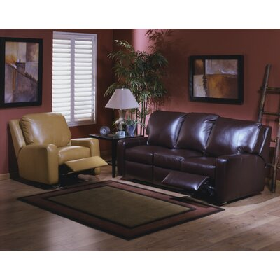 MIR-4SLRS Omnia Leather Living Room Sets