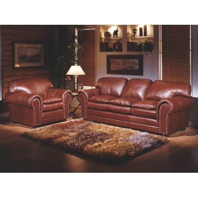 Torre Leather Configurable Living Room Set