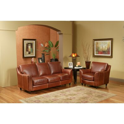 Great Texas Leather Configurable Living Room Set