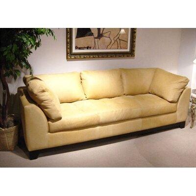 Espasio Leather Sofa