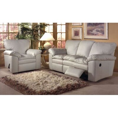 ELD-RSLR Omnia Leather Living Room Sets