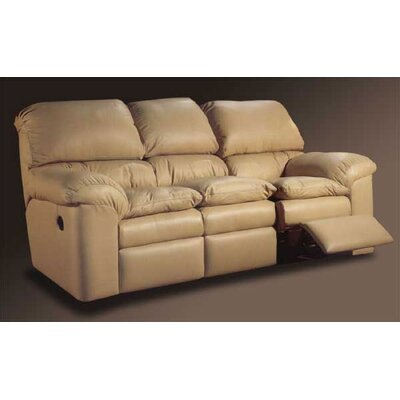 Omnia Furniture Catera Reclining Sofa Catera Leather Reclining Sofa