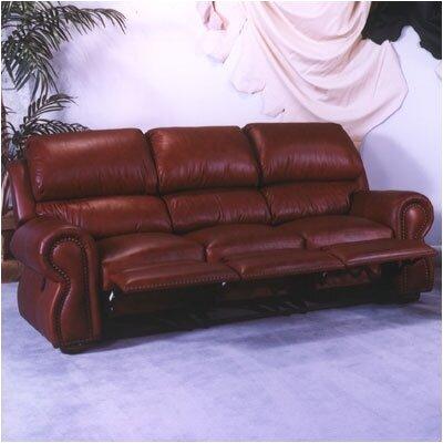 Omnia Furniture COR-RS Cordova Leather Reclining Sofa