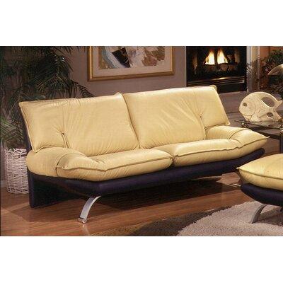 Omnia Furniture Princeton Sofa Princeton Leather Sofa
