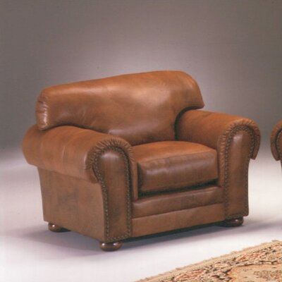 Cheyenne Leather Club Chair