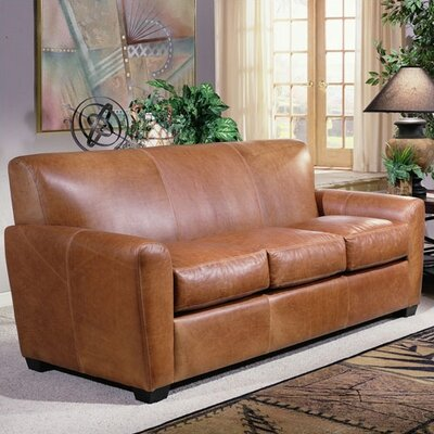 Omnia Furniture Jackson Full Sleeper Sofa Jackson Leather Sleeper Sofa