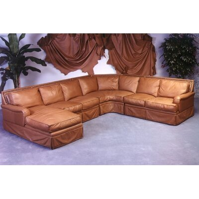 HAC – SEC Omnia Leather Sectionals