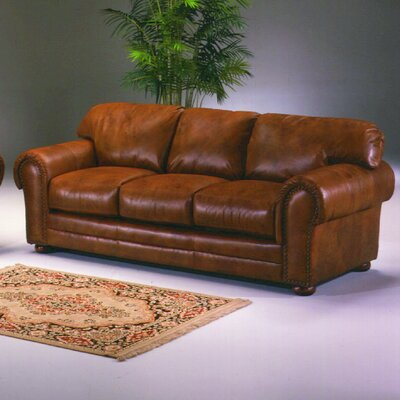 Winchester Leather Configurable Living Room Set