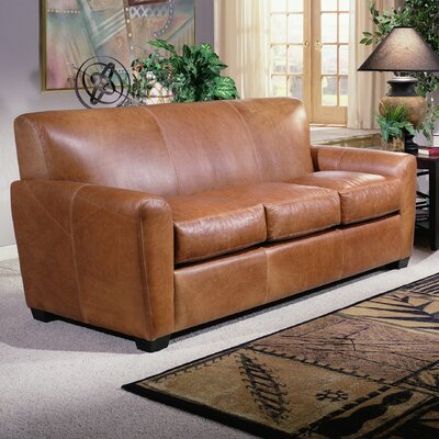 Jackson Leather Configurable Living Room Set