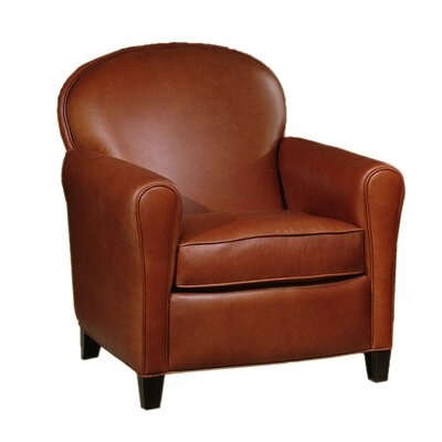 Buenos Aires Leather Club Chair