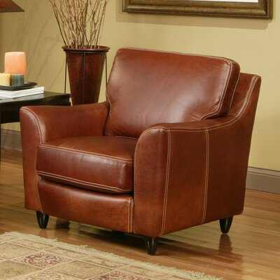 Great Texas Leather Armchair