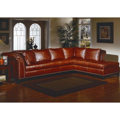 KIN-SEC Omnia Leather Sectionals